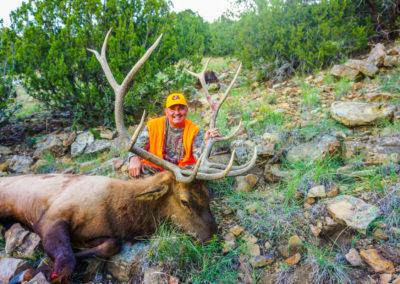 Brent F Elk