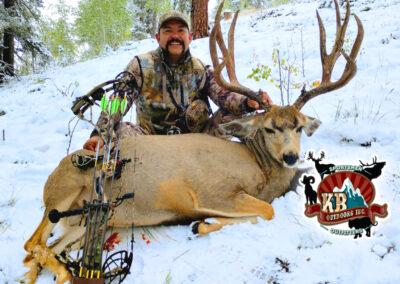 Steed Buck 20